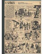 A szökés ( Füles1978. 14-15. szám 1-2. rész)