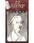 22 Szerep Tarot (kártyacsomag+füzet)