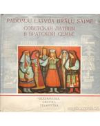 Szovjet Lettország a testvéri családban (orosz-lett nyelvű)
