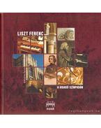 Liszt Ferenc a Vigadó színpadán