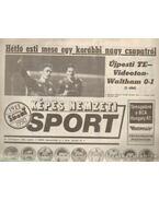 Képes Nemzeti Sport 1992. december III. évfolyam (hiányos)