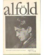 Alföld 1977/11.