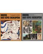 Minerva nagy képes enciklopédia I-IV. kötet
