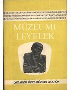 Múzeumi levelek 41-42. szám