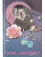 Családi ajándékoskönyv