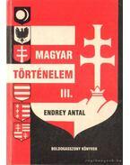 Magyar történelem III.