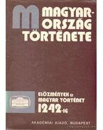 Magyarország története I-II.