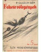 Fekete völegények I-III. kötet