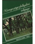 Környezetgazdálkodási évkönyv 1989