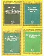 Az evangéliumi kálvinizmus füzetei 1-11. kötet (teljes)