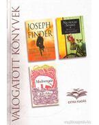 Eltemetett titkok / Biztos menedék / Medvenyár - Finder, Joseph, Pollen, Bella, Nicholas Sparks
