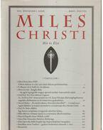 Miles Christi VIII. évf. 1. szám