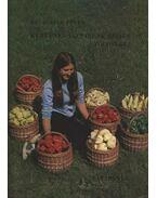 Kertünk-asztalunk színes zöldségei - Szalva Péter