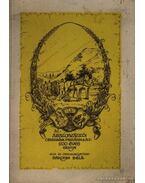 Az abaújszántói csizmadia ipartársulat 200 éves múltja