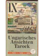 Látkép Tarokk/ Ungarisches Ansichten Tarock