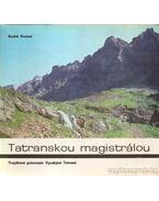 Tatranskou magistrálou - Roubal, Radek
