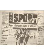 Nemzeti Sport 1993. május (hiányos) - Szekeres István