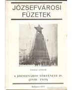 A Józsefváros története IV.