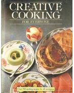 Creative Cooking for everyone
