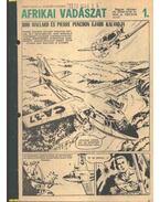 Afrikai vadászat 1. ( Füles1968. 52-70 szám 1-4 rész)