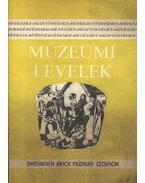 Múzeumi levelek 51-52. szám