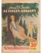 Az idegen asszony - Gentile, Anna V.