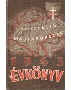 Szociális Magyarország évkönyve 1943