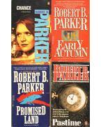 Robert B. Parker Gyűjtemény (angol nyelvű, 9 kötet!)