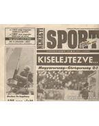Nemzeti Sport 1993. IV. évf. április (hiányos) - Szekeres István