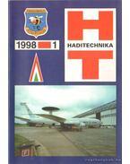 Haditechnika 1998. XXXII. évfolyam (hiányos)