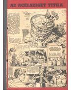 Az acélsziget titka (Füles 1970. 49-71 szám 1-6 rész)