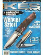Késmánia 2001. május-június