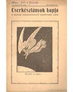 Cserkészlányok Lapja 1932. 12. szám