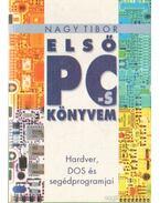 Első PC-s könyvem