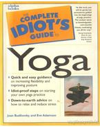 The complete idiot's guide to Yoga (angol-nyelvű)