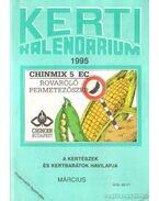 Kerti kalendárium 1995