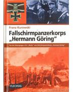 Fallschirmpanzerkorps Hermann Göring