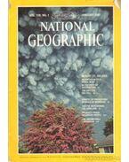 National Geographic 1981. January - December (teljes, angol nyelvű)