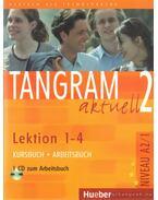 Tangram aktuell 2, Lektion 1-4