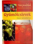 Gyümölcslevek házi készítése