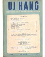 Uj Hang 1952. április 3. szám