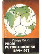 Fradi futballkrónika 1899-1973