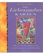 Die Liebeszauber Karten (könyv+kártyacsomag)