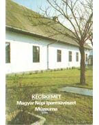 Kecskemét - Magyar Népi Iparművészet Múzeuma