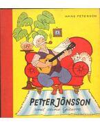 Petter Jönsson und seine Gitarre