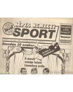 Képes Nemzeti Sport 1992. szeptember (hiányos)