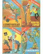 Rejtő-sorozat 1-22. füzet (teljes képregény sorozat)