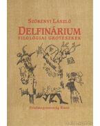 Delfinárium (dedikált)