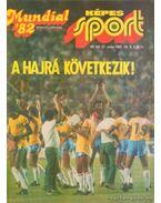 Képes Sport 1982. 27. szám