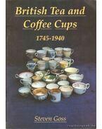 British Tea and Coffee Cups 1745-1940